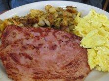 Ham & Scrambled Eggs